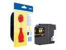 BROTHER Ink Cartridge Yellow 300