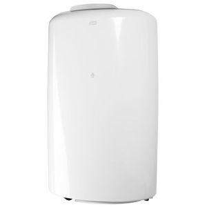 _ Affaldsbeholder,  Tork B1, 50 l, hvid, plast (117535)