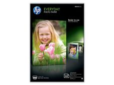 HP Everyday Glossy photo paper white 200g/m2 100x150mm 100 sheets 1-pack