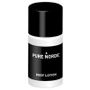 _ Bodylotion, Pure Nordic, Ø2,5cm, 20 ml, sort, plast