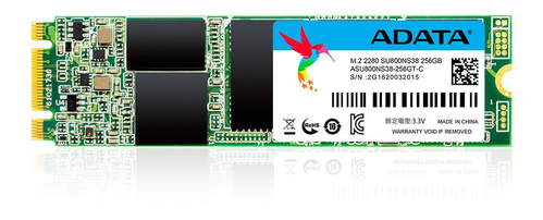 A-DATA ADATA Ultimate SU800 M.2 2280 3D 256GB 560/ 520MB/ s (ASU800NS38-256GT-C)