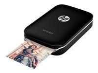 HP Sprocket Photo Printer Black (ST)(RDKK) (Z3Z92A#BC7)