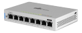 UBIQUITI Unifi Switch 8 x GE PoE passtru PoE or DC powered.