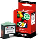 LEXMARK NEW INKJET CARTRIDGE #27
