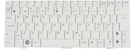 ASUS Keyboard (NORDIC) (04GOA0D1KND00-1)