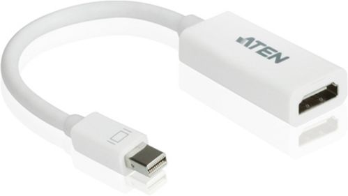ATEN mini DisplayPort till HDMI adapter, ha-ho, 0,19m, vit (VC980-AT)