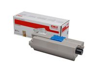 OKI Black Toner Cartridge (44973508)