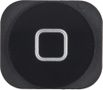 MicroSpareparts Home Button iPhone 5 Black