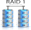 ERNITEC RAID 1 settings SPECIAL OR