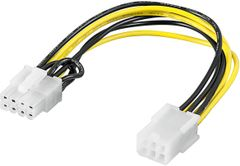 MICROCONNECT 6 pin to 8 pin PCI Express