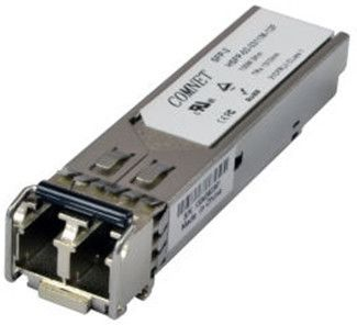 ARUBA 1000BASE-ZX SFP 1310nm pluggable GbE optic LC connector up to 70,000 meters over single-mode fiber  (SFP-ZX)