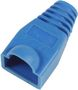 MICROCONNECT Boots for RJ-45 Plugs Blue