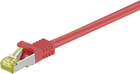 MICROCONNECT CAT 7 S/FTP  RJ45 RED 5m