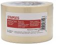 STAPLES Afdækningstape STAPLES 25mmx50m 3/pk.