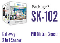 AIRLIVE IoT Smartlife Package B (SK-102)