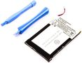 MICROBATTERY 5.9Wh MP3, MP4 & Audio Battery