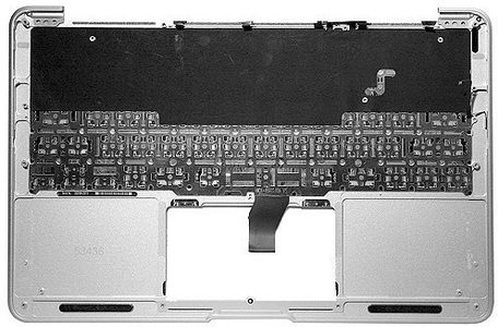 APPLE Top Case & Keyboard, Spanish (SPA00977)