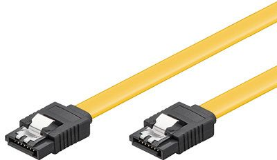 MICROCONNECT SATA cable 6GB, SATA III 0,50M (SAT15005C6)