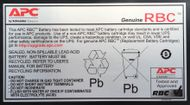 APC REPLACABLE BATTERY CARTRIDGE FOR SU2200RMINET IN (RBC11)