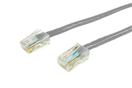 APC CAT5 UTP 568B PATCH CABLE GREY RJ45M/ RJ45M CABL (3827GY-40)