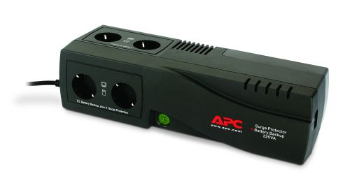 APC SurgeArrest + Battery Backup 325VA German (BE325-GR)