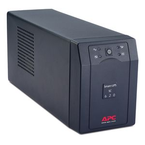APC SMART-UPS SC 620VA 390W SER W/ SHUTDOWN SOFTWARE NS (SC620I)