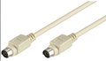MICROCONNECT PS/2 Cable 5m M/M