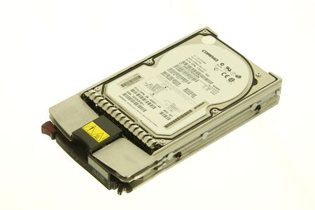 HP DRIVE, HD, 18GB, WU2/ WU, SCA, 1'' (104663-001B)