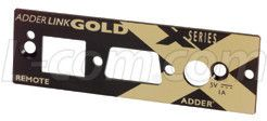 ADDER TECH AdderLink X2-GOLD Transmitter (X2-RMK-GOLD/T)