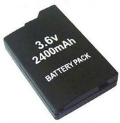 MICROBATTERY Batteri - 1150 mAh - for Sony PlayStation Portable (PSP) 2000-serien, Sony PlayStation Portable (PSP) 3000-serien