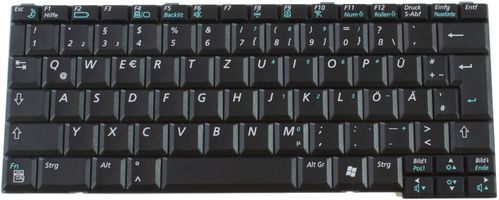 SAMSUNG Keyboard (GERMAN) (BA59-01838J)