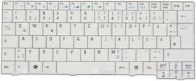 Acer KEYBD.GER.85KEY.WHT (KB.INT00.690)