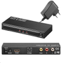 MICROCONNECT HDMI converter Composite Video