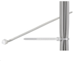 MICROCONNECT Cable tie L:200mm W: 2,5mm