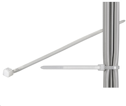 MICROCONNECT Cable tie L:200mm W: 2,5mm (CAB-TIE)