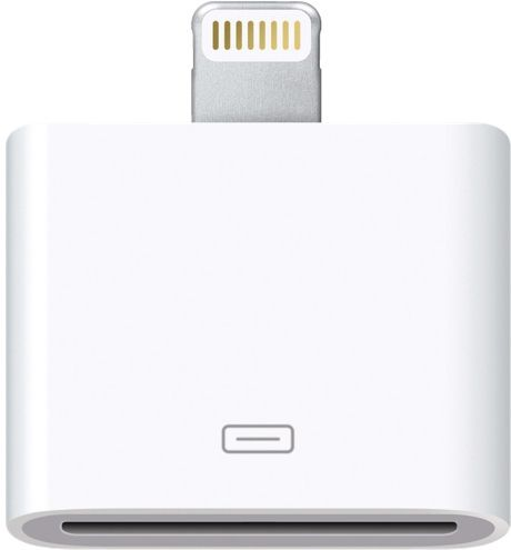 APPLE Lightning til 30-pin adapter for iPhone 5 (MD823ZM/A)