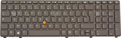 HP Keyboard (FRENCH) (701977-051)