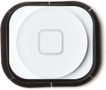 MicroSpareparts Home Button iPhone 5 White