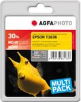 AGFAPHOTO Ink Color, T1636 (APET163SETD)