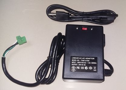 AIRLIVE AC 24V/3A Power Adapter (ACC-SD-PA243A-110)