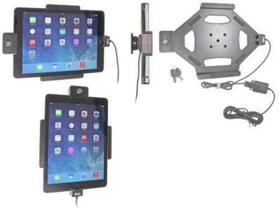 BRODIT Holder with lock - Bilholder/lader - for Apple iPad Air (536577)
