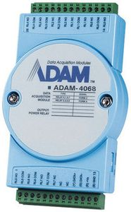 ADVANTECH 8-ch Relay Output Module (ADAM-4068-BE)