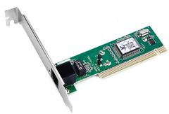 MICROCONNECT 100M PCI netword card