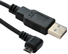 MICROCONNECT Micro USB Cable, Black, 3m