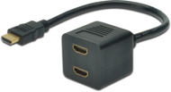 MICROCONNECT HDMI Y-Splitter Cable