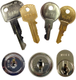 AURES Extra keys for ART-00051/ 48