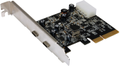 ST LAB PCI Express USB 3.1  Card