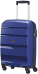 AMERICAN TOURISTER Bon Air 4-wheel cabin baggage Spinner suitcase 55x40x20cm Blue Navy