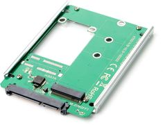 DELTACO M.2 to SATA Enclosure support B-Key