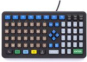 IKEY Rugged Alphabetic Keyboard